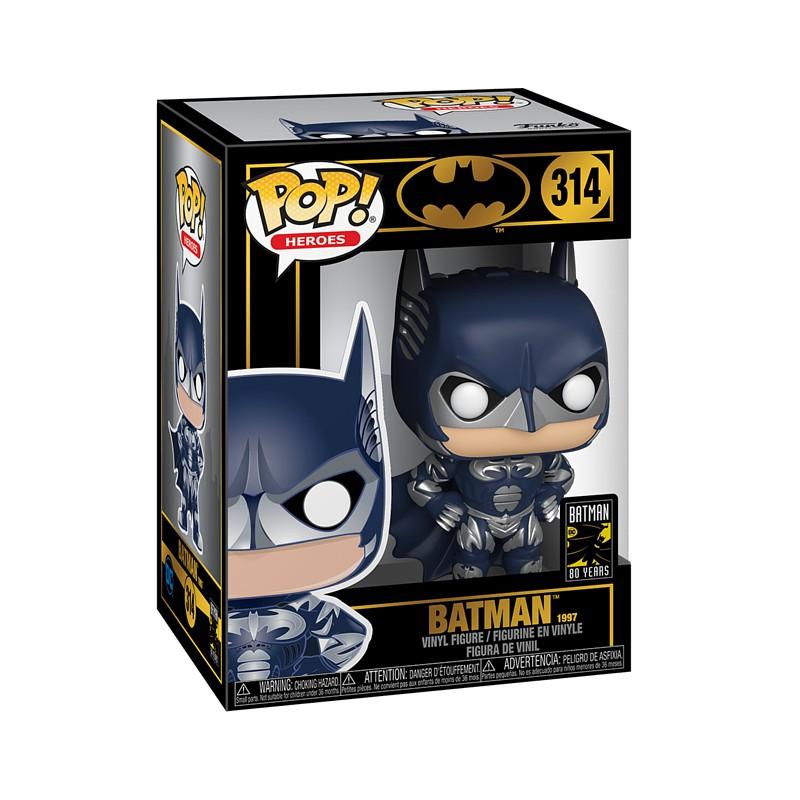 BEETLE FUNKO POP DC 蝙蝠俠 BATMAN 1997 80周年