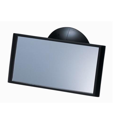 CARMATE吸盤式小型安全輔助鏡(平面)