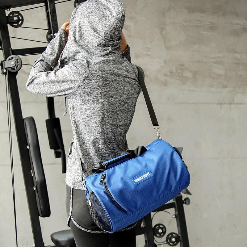 【運動生活】干濕分離運動健身包男大容量旅行收納包女網紅手提短途出差行李袋