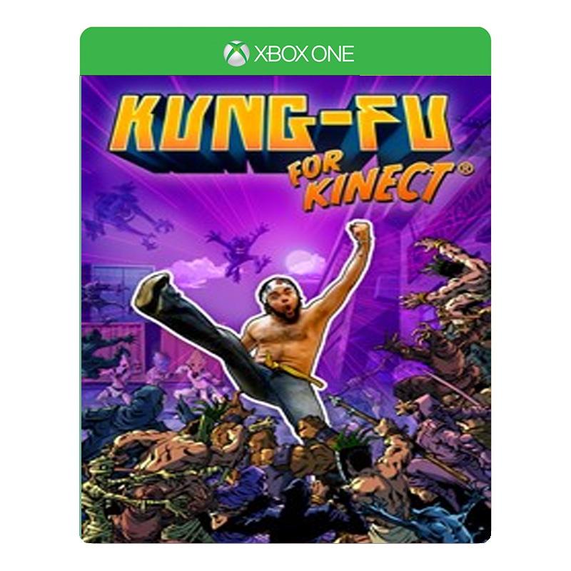 現貨秒發✨XBOX ONE微軟正版 體感功夫 Kung-Fu for Kinect 25位兌換碼 體感 數位版