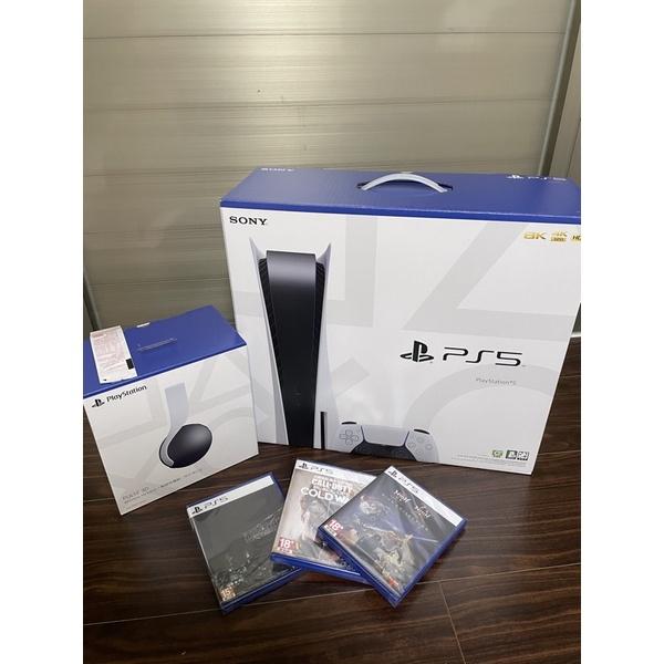 PS5 光碟版禮包 現貨限雙北面交
