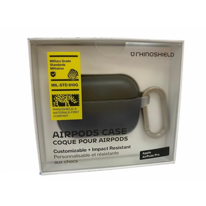 正品 犀牛盾 AirPods AirPods Pro 保護套 防摔 抗衝擊 軍規 雙層材料 防刮 RhinoShield