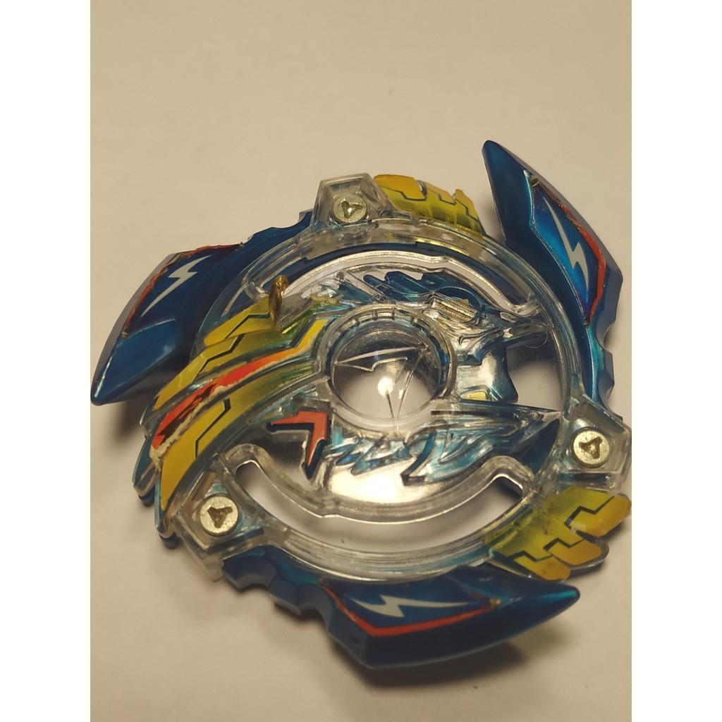 (非全新-29)日本正版TAKARA TOMY戰鬥陀螺 爆裂世代 天翼戰神 結晶輪盤 _ 限定 B34
