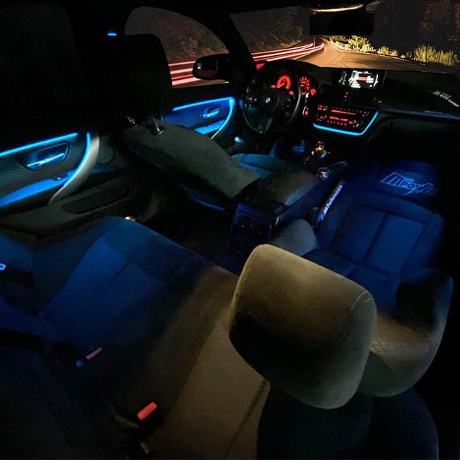 BMW F30 F31 F80 三系 13~18 全車彩色氣氛燈 [不含安裝編程] (禾笙科技)