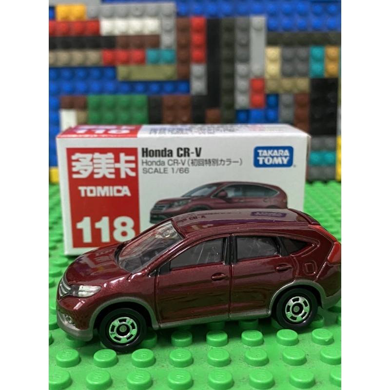 tomica 初回 Honda CRV 多美