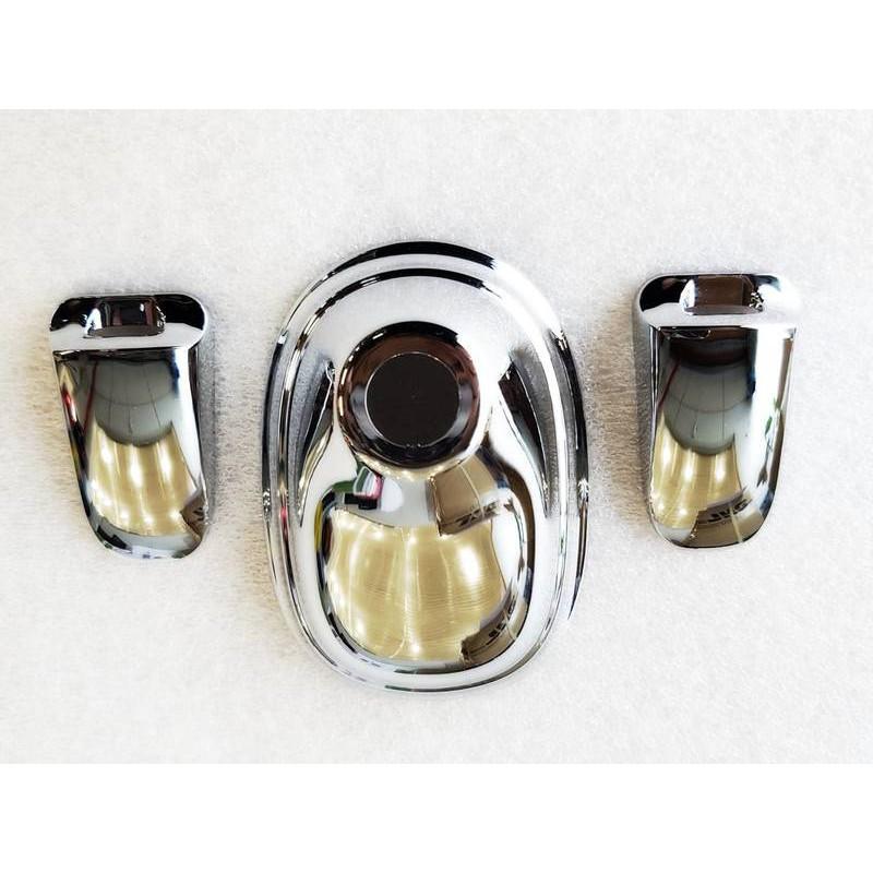 MINI Cooper Countryman R60 電鍍天線座飾蓋 噴水頭飾蓋 鍍鉻 改裝 台灣製