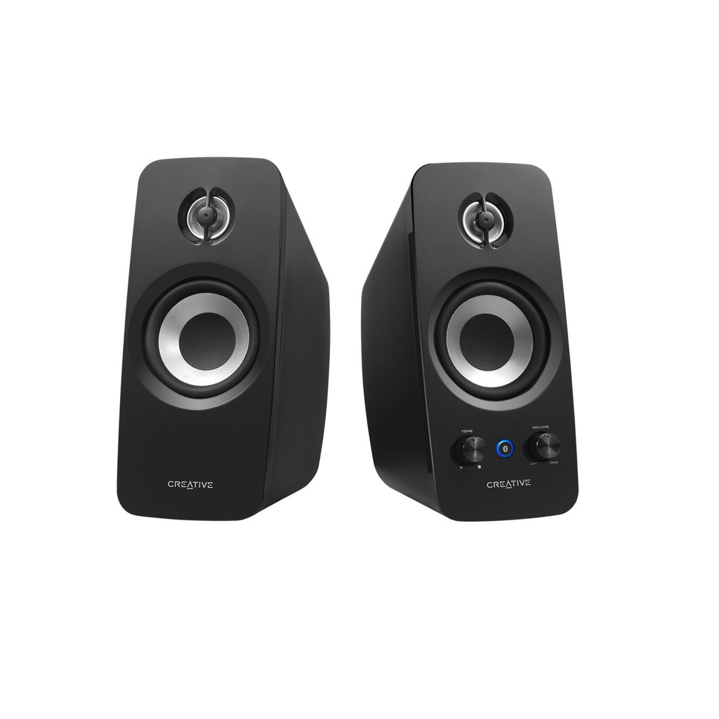 Creative SP-T15W 創新 創巨 多媒體 二聲道喇叭 電腦網路直播 電競 重低音 宅錄音混監聽音樂創製作