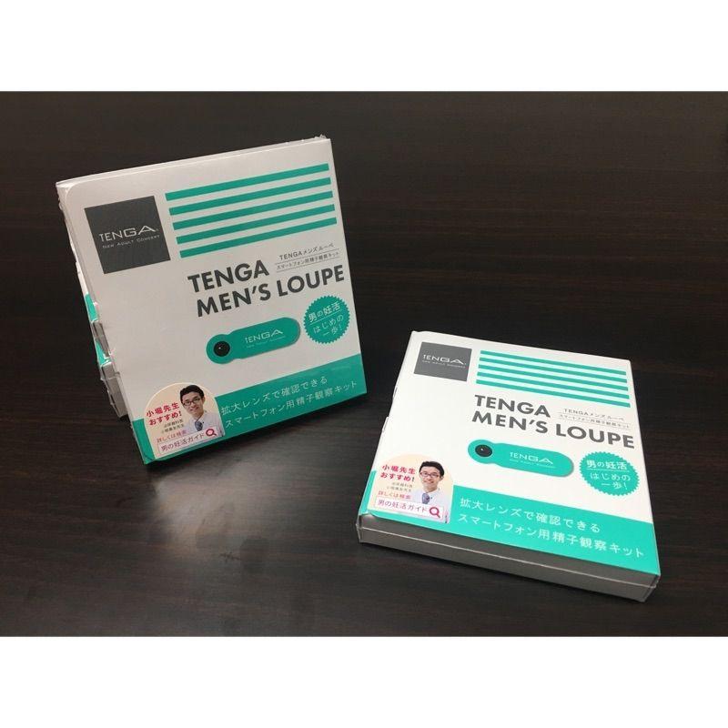🔥現貨🔥日本 TENGA 精子檢測 MAN'S LOUPE 精液 精蟲 精子 檢測 檢驗 顯微鏡 觀察 活力檢測套件