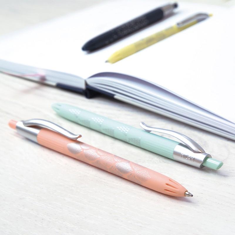 【MILAN】P1 SILVER原子筆(4色隨身組)/嚴選德國油墨筆芯/1.0mm