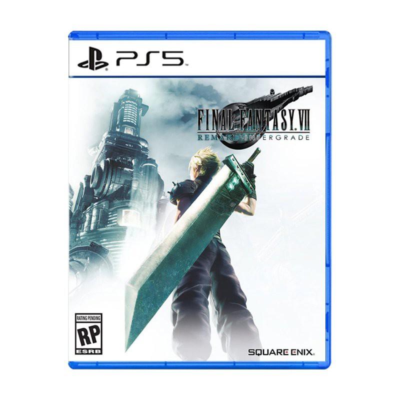 【優質】PS5遊戲 最終幻想7 重製版 FF7 FINAL FANTASY 中文 現貨