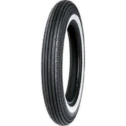 [ HA 哈利 ] SHINKO E270 WW 4.00-18 白邊胎 須內胎 ( firestone 鋸齒胎 )