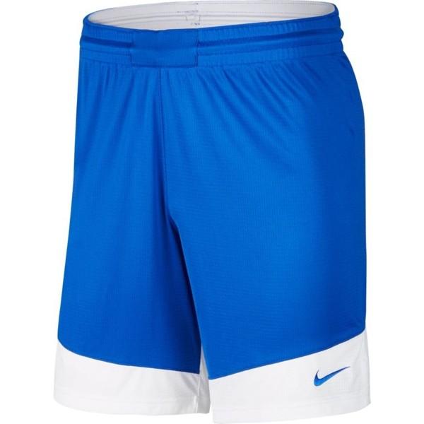 NIKE Basketball Shorts 男裝 短褲 籃球 休閒 舒適 透氣 藍 白【運動世界】867768-494