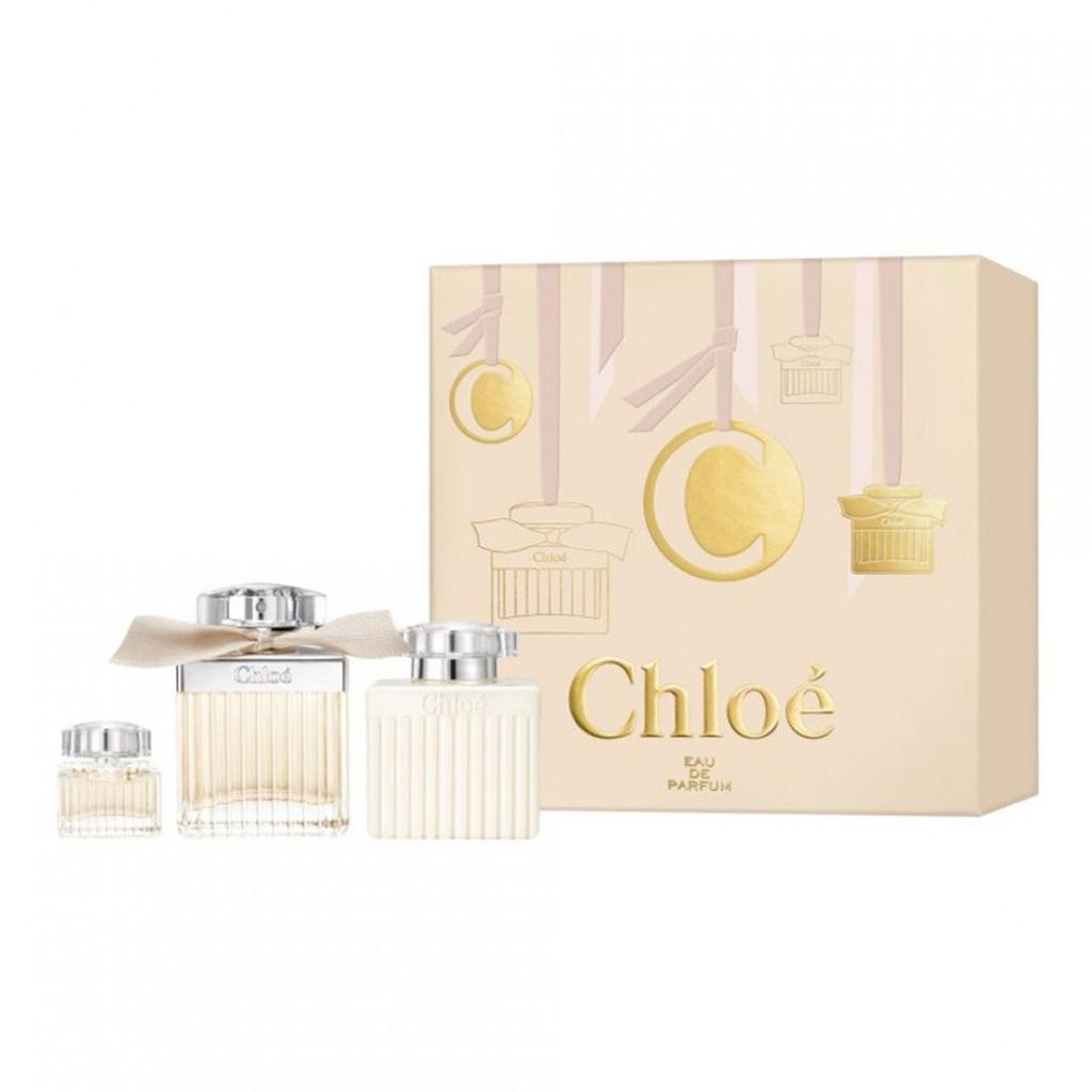 Chloe同名女性淡香精禮盒 Vivo薇朵