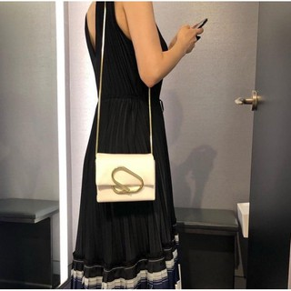 2020新品❗最低優惠 3.1 Phillip Lim 全新真品Alix 迴紋針設計 鏈帶肩背包 臺北市