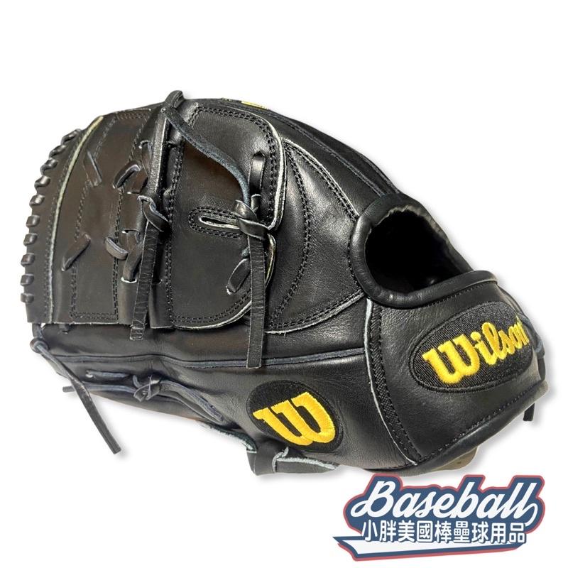 """(小胖美國棒壘)反手 美規WILSON A2000 經典款 CK22 11.75""""雙片檔投手手套, 棒球 壘球 適用"""