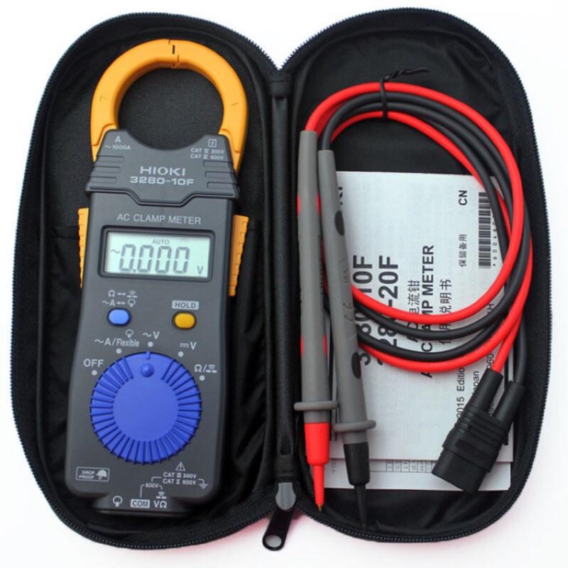 [進化吧工具屋]日本製*台灣公司貨 HIOKI 3280-10 升級版 3280-10F 超薄型鉤錶.電錶