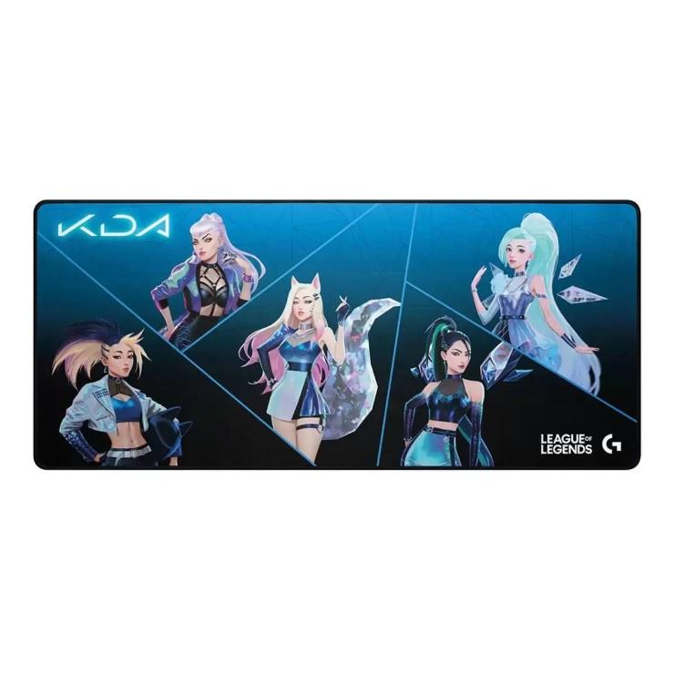 羅技 KDA 大尺寸遊戲鼠墊 G840 ~ COSTCO 好市多代購