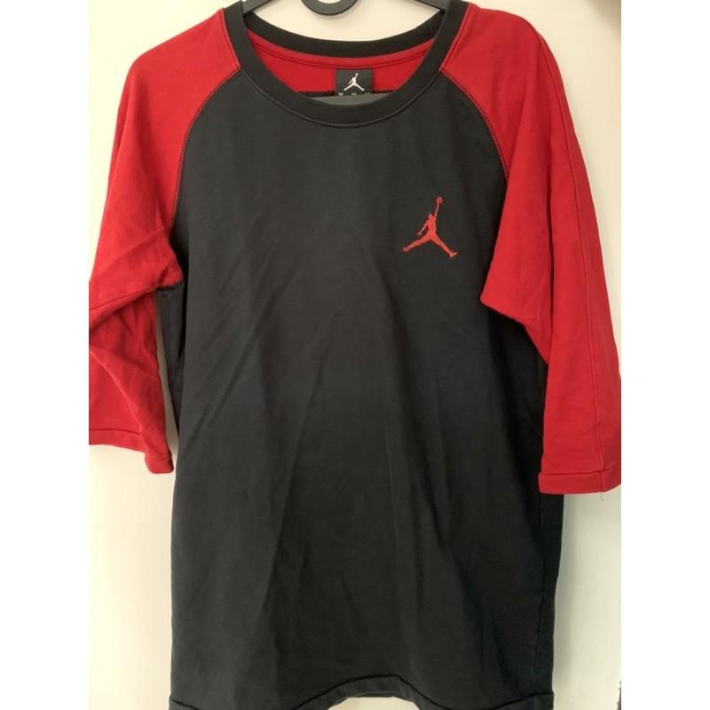 Nike Jordan七分袖二手衣