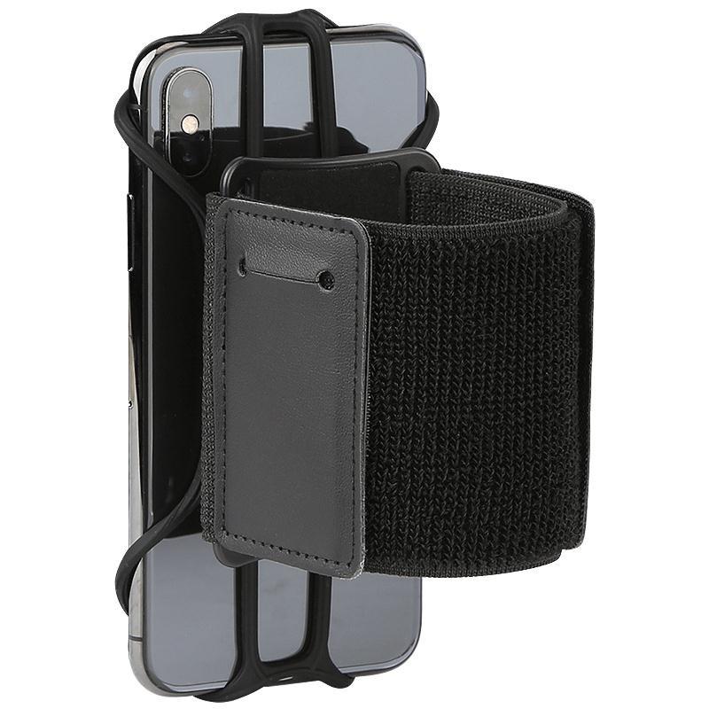 手機可拆卸跑步臂包運動騎行裝備臂套男女蘋果華為通用手腕帶臂帶
