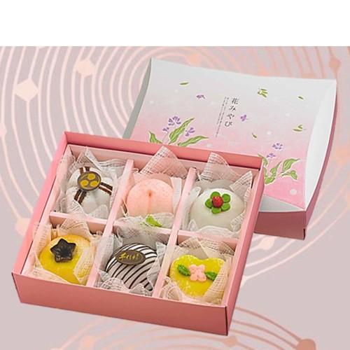 【手信坊】桃小町禮盒(綜合-6種口味/盒)❀ 美.極.緻 ❀