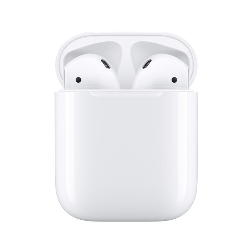 Apple AirPods 搭配有線充電盒 花旗 神腦