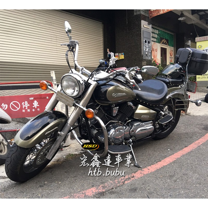 中古機車 重機 山葉 VSTAR 1100cc Dragstar Eleven 二手機車 摩托車 紅牌機車 大型重機