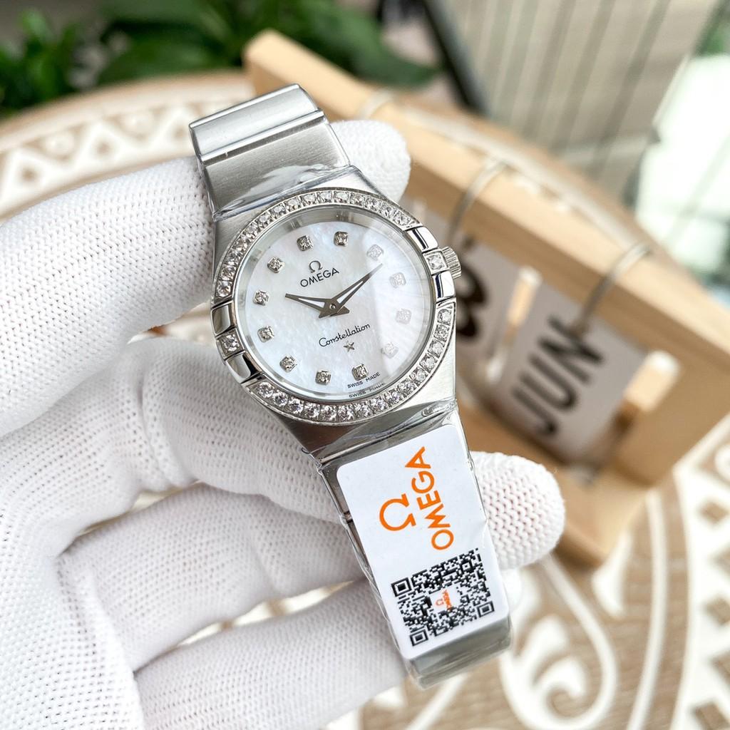 2021最新款‼️OMEGA 歐米茄 情侶星座系列石英腕表 Constellation星座系列 腕錶 男女款腕錶