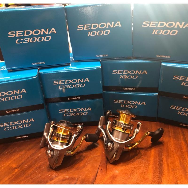 [暴扯族]新到貨.公司貨.SHIMANO-SEDONA. 500/1000/2500/C3000HG型.紡車捲線器