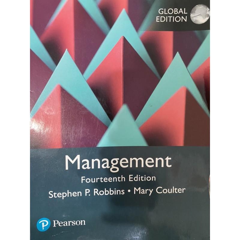 管理學第14版 原文書