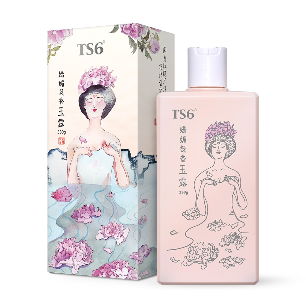 TS6嬌媚凝香玉露 330g-期效2021/11/29 私密清潔 (品牌直營) 武媚系列