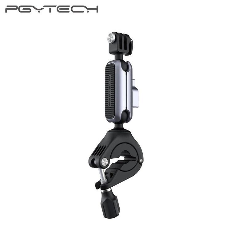用於 Insta360 ONE X2 / ONE R / OSMO Action / GoPro 自行車摩托車支架的 P