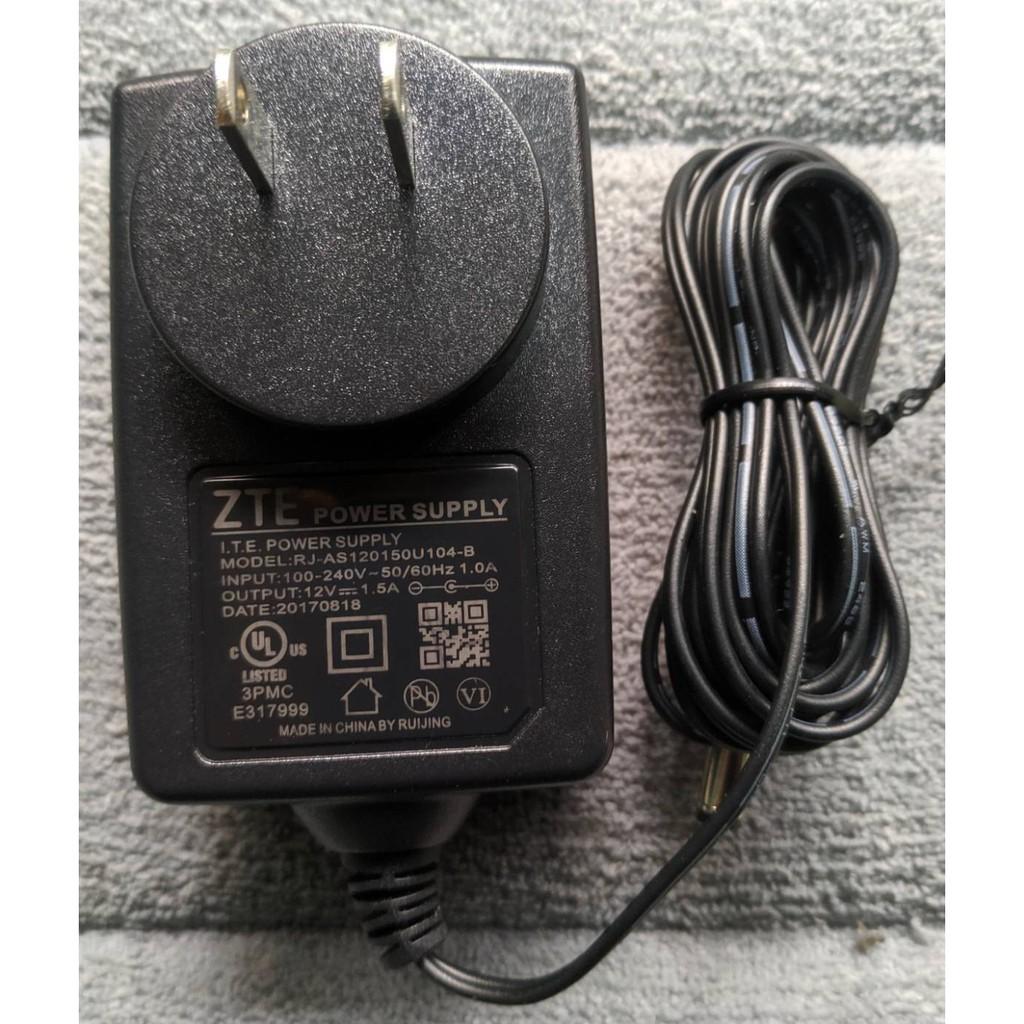 ZTE 中興 MF286 分享器 路由器 專用變壓器 插座 插頭
