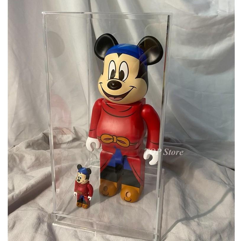 【TOP Store】✶庫柏力克熊 Be@rbrick 400% 魔法米奇 Fantasia Mickey 迪士尼