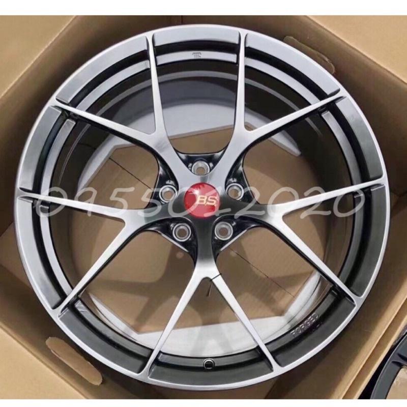 全鍛造RI-D輕量仕樣BENZ 5孔112 19吋鋁圈20吋鋁圈W205/W213/GLC/C43/E43/E53