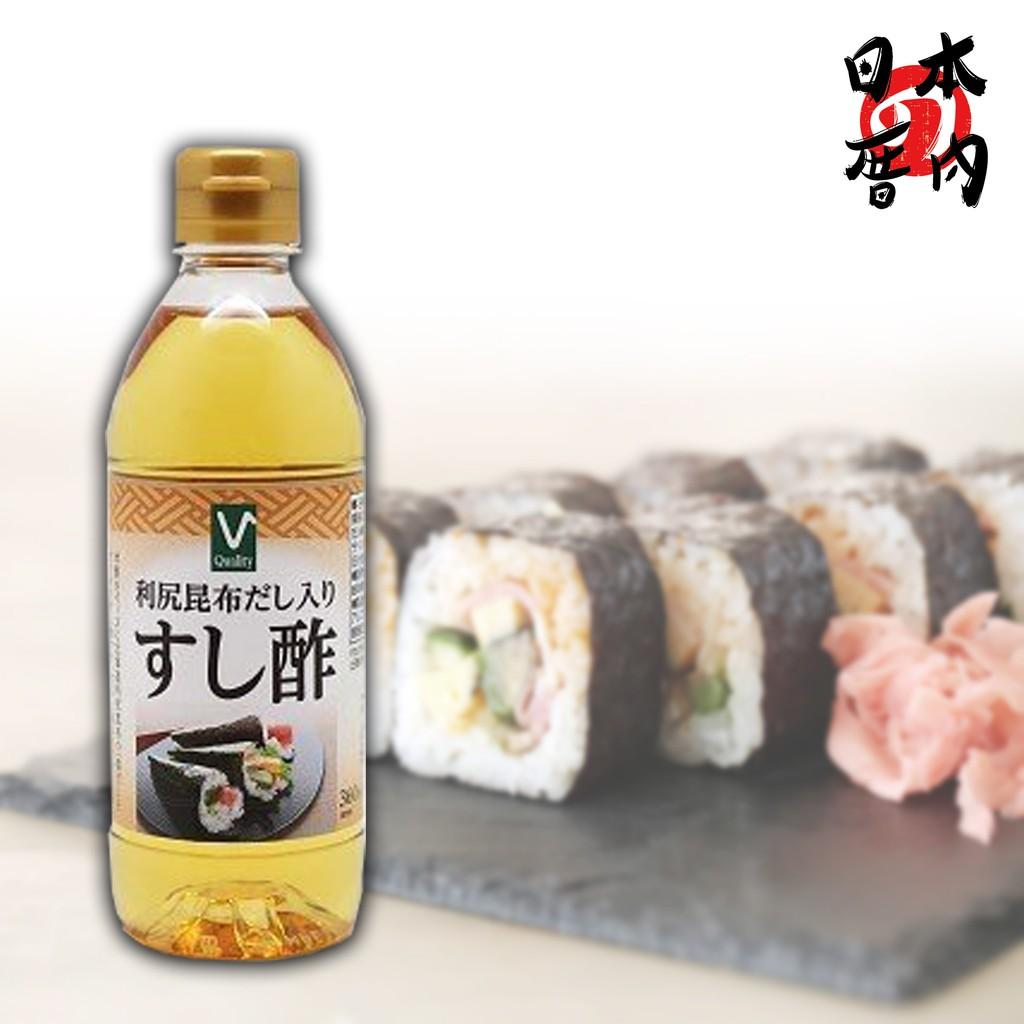 【日本厝內】Valor 昆布 風味 壽司 調理醋 360ml