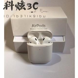 原廠公司貨 Apple AirPods 2代 蘋果耳機 無線藍牙耳機 改名定位 耳機 運動跑步耳機 免運 輕便藍牙耳機 台北市