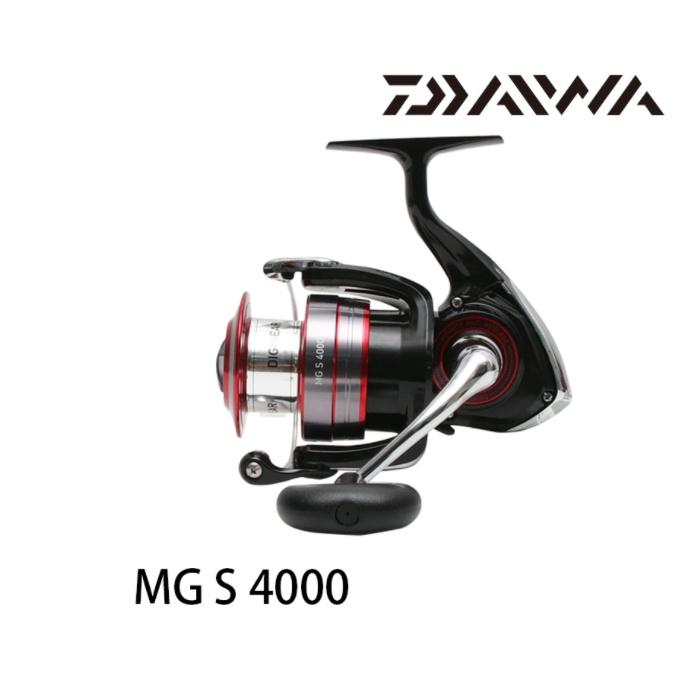 DAIWA MG S 4000 紡車捲線器 DIGIGEAR 系列 全新 現貨