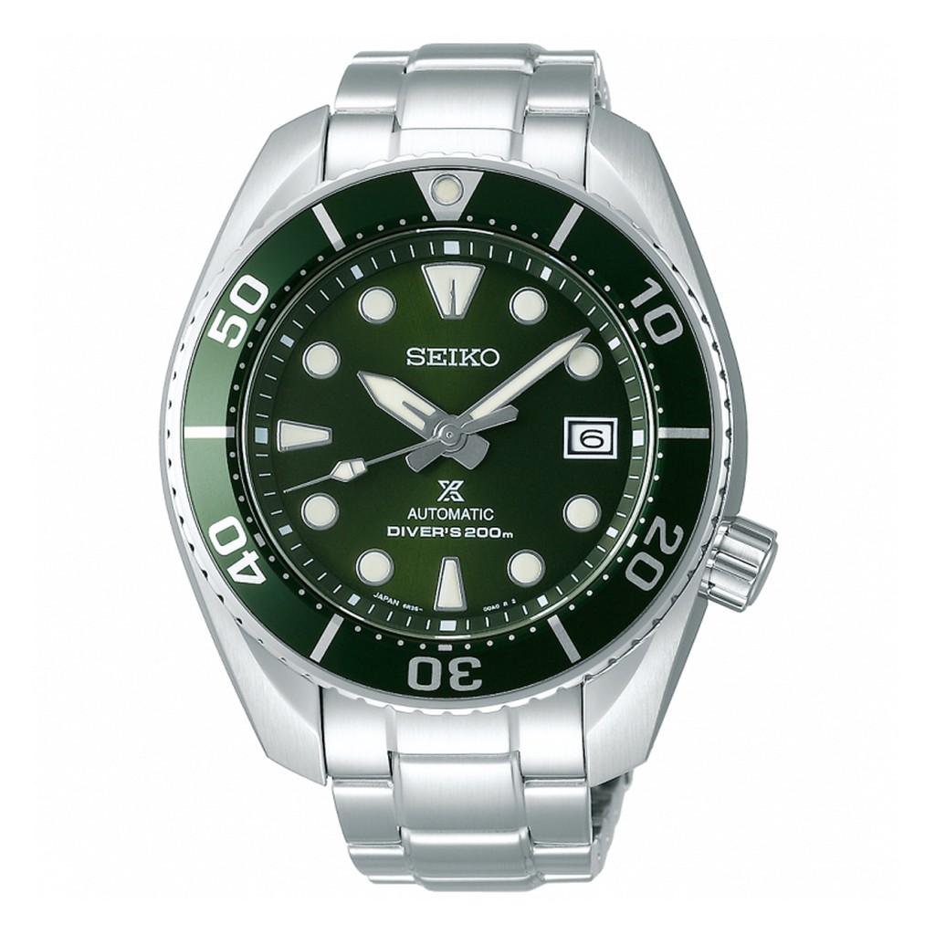 SEIKO 精工PROSPEXE 廣告款綠水鬼200米潛水機械錶(SPB103J1)【ERICA STORE】