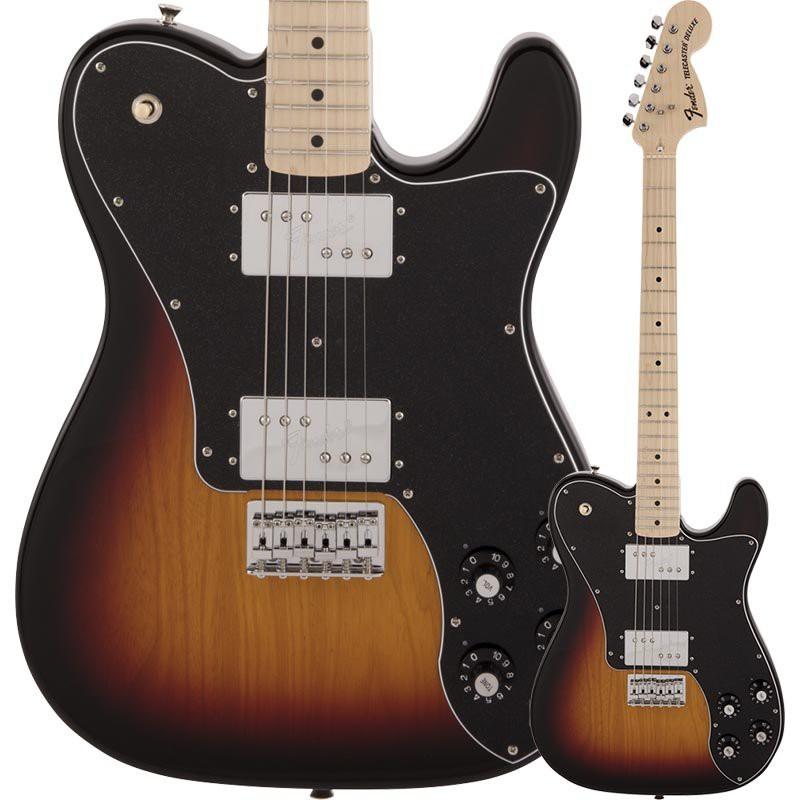 Fender MIJ 2021 TRADITIONAL II 70S TELE DLX 電吉他 公司貨 【宛伶樂器】