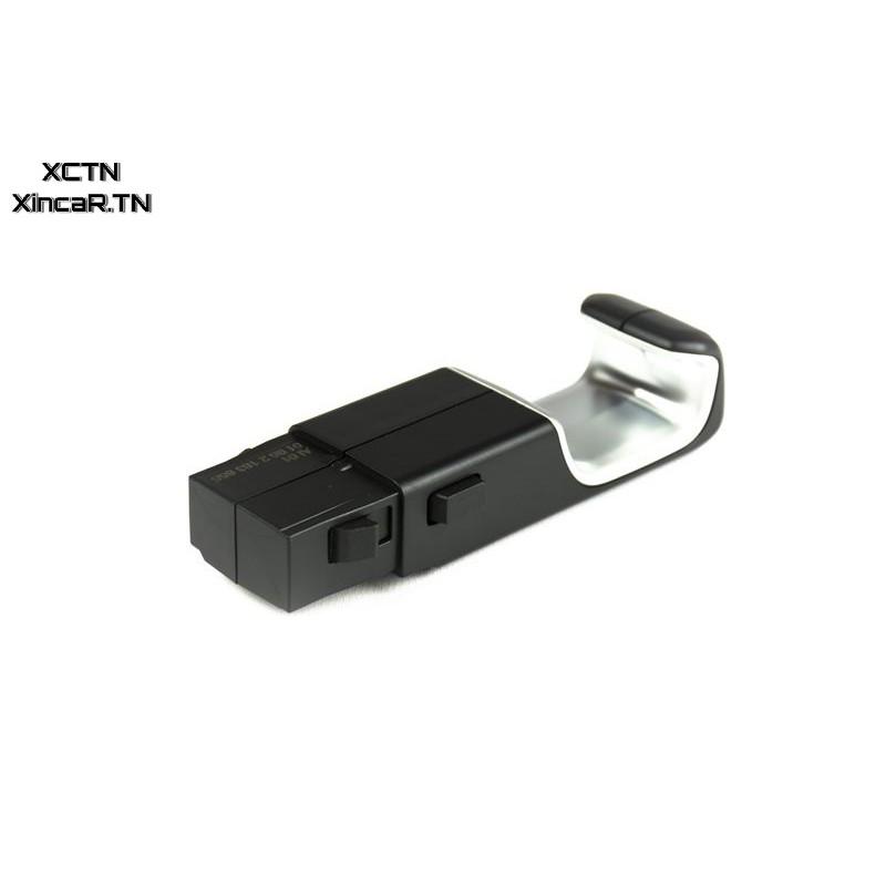 【XCTN】BMW 原廠 車載旅行系列 可拆式 頭枕型 掛勾 掛鉤