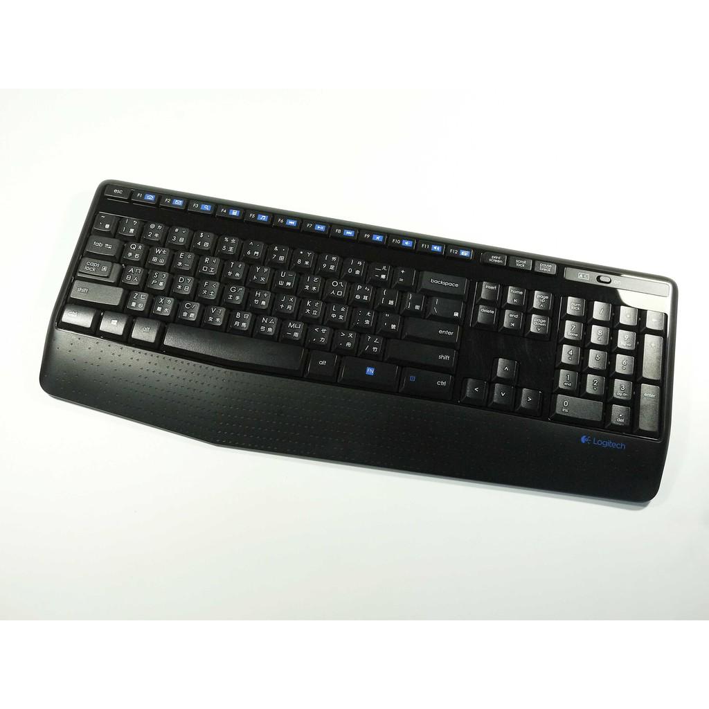 羅技logitech K345 無線鍵盤 缺少接收器