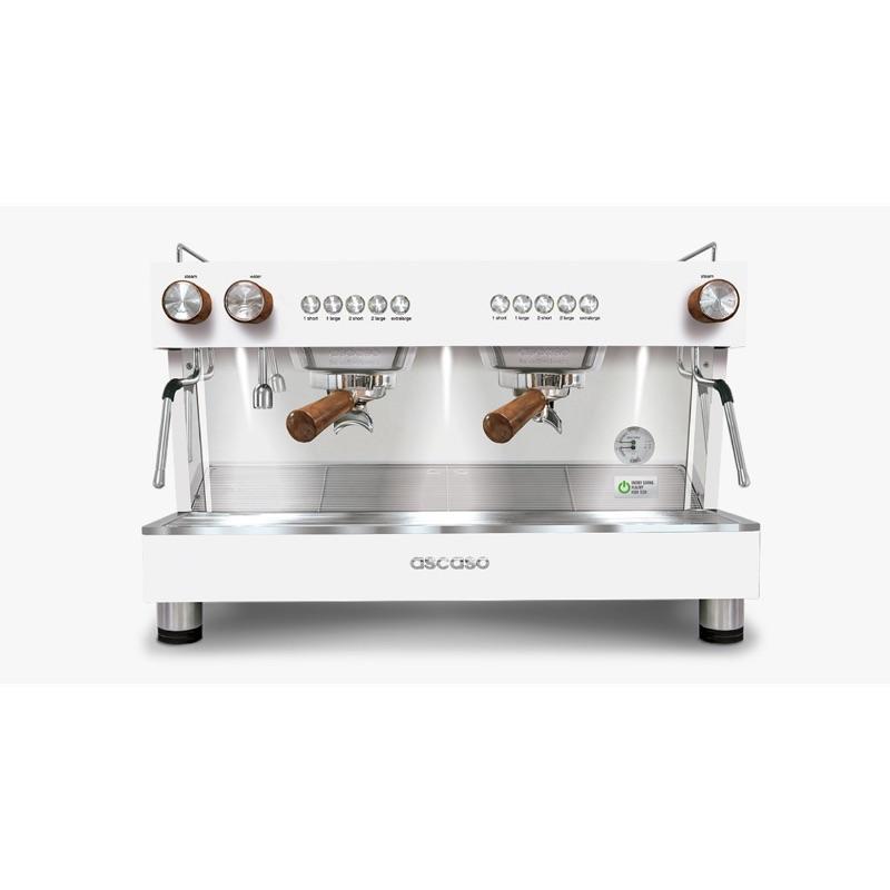 咖啡機 全新 咖啡機 總代Ascaso barista 商用義式半自動咖啡機~贈Fiorenzato F64e 🥳