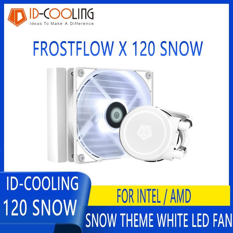 用於 Intel LGA2066 2011 1200 115x AMD TR4 AM4 AM3 的 Id 冷卻霜凍結 X