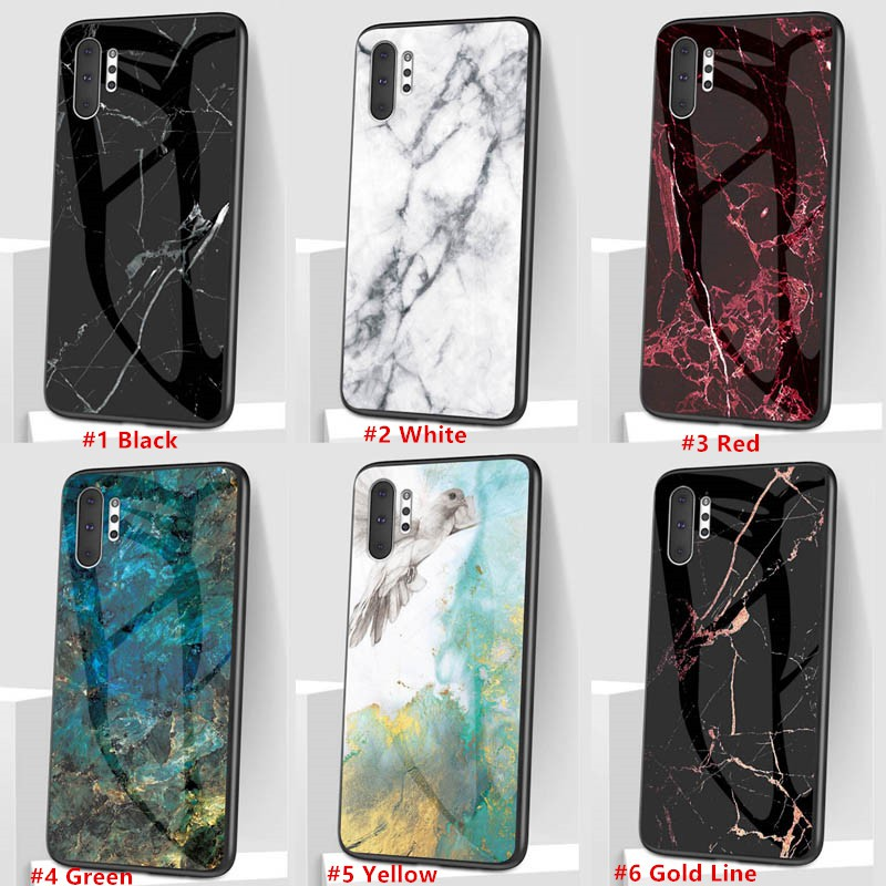Samsung Case三星Galaxy Note 10 Pro S7 Edge A70 A50 A30 A20 A10