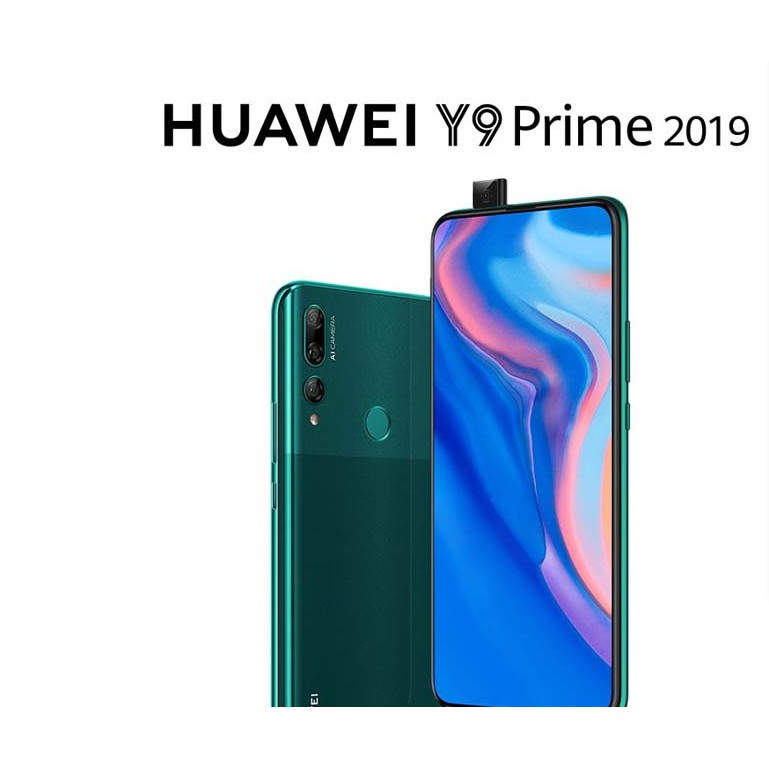 HUAWEI Y9 Prime 4G/128G(空機)全新未拆封 原廠公司貨 NOVA 5T 3 4I A50 60