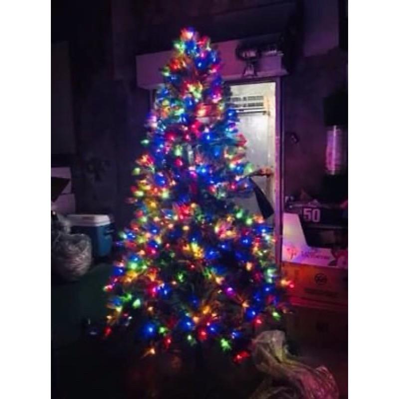 好市多 🚛免運🚛 5呎 LED 聖誕樹 可遙控變換燈