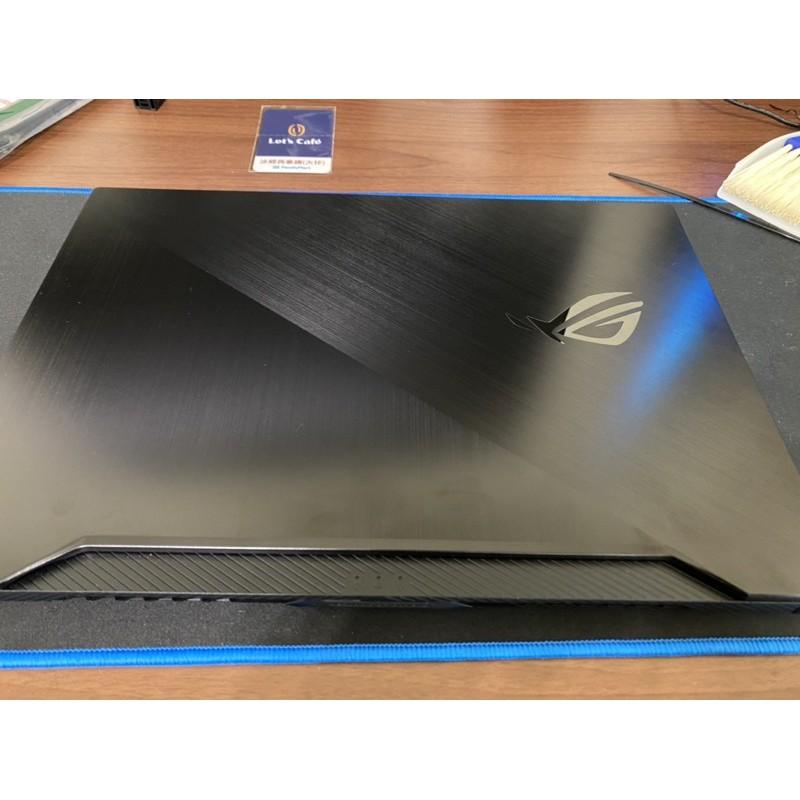售完)二手ROG Zephyrus G15(R7-4800H,RTX2060) 電競筆電(AMD YES!)(保固3年)