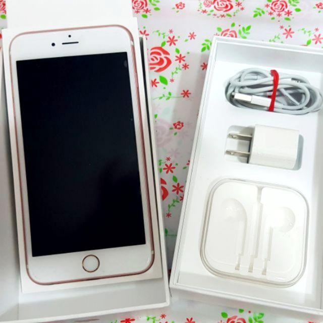 [全機無傷、近全新] iPhone 6S plus (64G / 玫瑰金)
