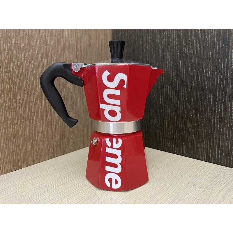 『少年白』Supreme Bialetti Moka Express 摩卡壺 咖啡