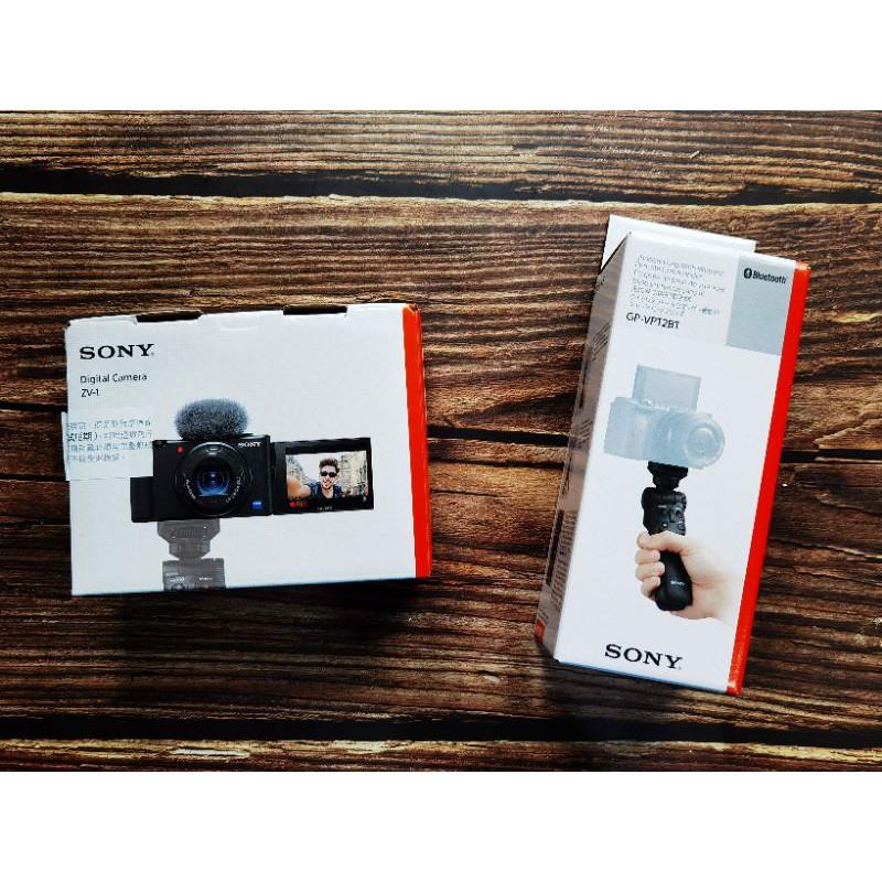 近全新二手 SONY ZV-1 數位相機 (全配、含把手、保固內)